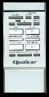 Quasar VSQS0272 Remote Controls