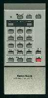 RadioShack TC171 Remote Controls
