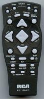 RCA rs2620 Remote Controls