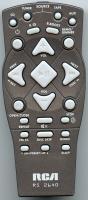 RCA rs2640 Remote Controls