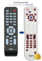 RCA RC246 TV Remote Control
