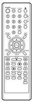 RCA 076R0PF021 Remote Controls