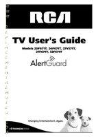 RCA alertguardom Operating Manuals