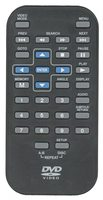 RCA drc6272 blue Remote Controls