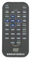 RCA drc69705e22 Remote Controls