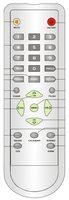 RCA rcr2702rem Remote Controls