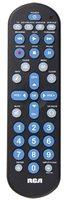 RCA rcr4258n Remote Controls