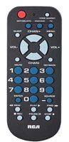 RCA RCR503BE Remote Controls