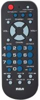 RCA RCR503BR Remote Controls