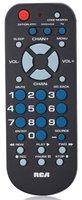 RCA rcr503bz Remote Controls