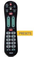 RCA rcrps02gz Remote Controls