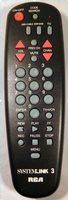 RCA rcu300xp36 Remote Controls