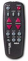 RCA rcu303 Remote Controls