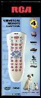 RCA rcu410rs Remote Controls