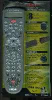 RCA RCU810 Remote Controls