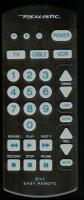 REALISTIC 151906 Remote Controls