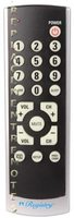 Registry SRU1100/27 Remote Controls