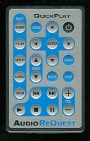 ReQuest Mutimedia QUICKPLAY Remote Controls