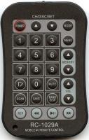 Rosen Entertainment rc1029a Remote Controls