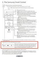 SAMSUNG BN5901220A TV Remote Control