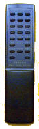 SANYO dac2403 Remote Controls