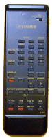 SANYO fxcb Remote Controls