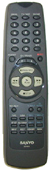 SANYO vwm668 Remote Controls