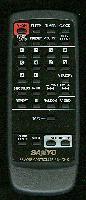 SANYO rbf240 Remote Controls