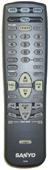 SANYO fxrb Remote Controls