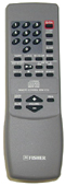 SANYO remc10 Remote Controls