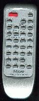 SANYO rbs300 Remote Controls