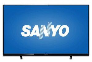 SANYO fw50d36f TVs