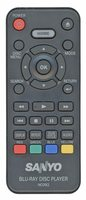 SANYO NC092 Remote Controls