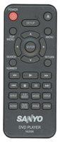 SANYO nc095 Remote Controls