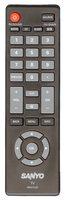 SANYO NH311UD Remote Controls