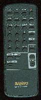 SANYO san02 Remote Controls