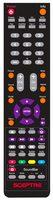 Sceptre 142022370014C Remote Controls