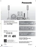 Panasonic SAHT680OM Operating Manuals