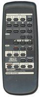 SHARP rrmcg0064awsa Remote Controls