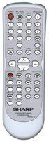 SHARP 9hsnb114 Remote Controls