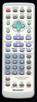 SHARP rrmcg1223gesa Remote Controls