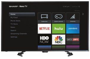SHARP lc32lb481u TVs