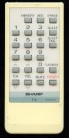 SHARP rrmcg0542cesb Remote Controls