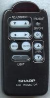 SHARP g1373cesa Remote Controls