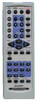 SHARP rrmcga083awsa Remote Controls