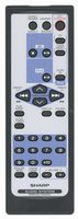 SHARP rrmcga175awsa Remote Controls