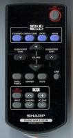 SHARP ga177awsa Remote Controls