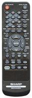 SHARP rrmcga264awsa Remote Controls