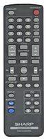 SHARP rrmcga328awsa Remote Controls
