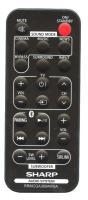 SHARP rrmcga369aw02 Remote Controls